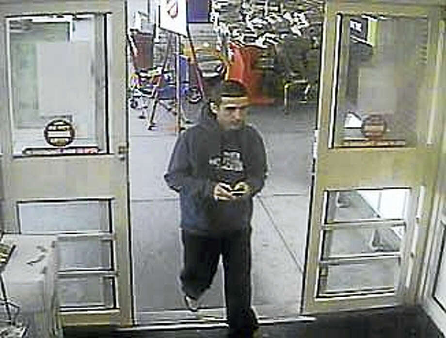 Police are looking for help to identify this man. Photo: Courtesy Clinton PD