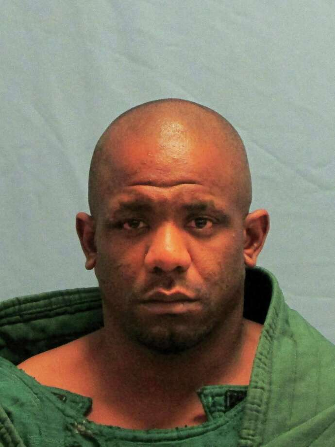 This undated photo released by the Pulaski County Sheriff's Office shows Gary Eugene Holmes. The U.S. Marshals Service said Holmes, accused of fatally shooting a 3-year-old boy in Little Rock, has been arrested. U.S. Marshals Service senior inspector Joshua Kaplan said Holmes was taken into custody Thursday night, Dec. 22, 2016, without incident in connection with last week's shooting death of Acen King. Photo: Pulaski County Sheriff's Office Via AP  / Pulaski County Sheriff's Office