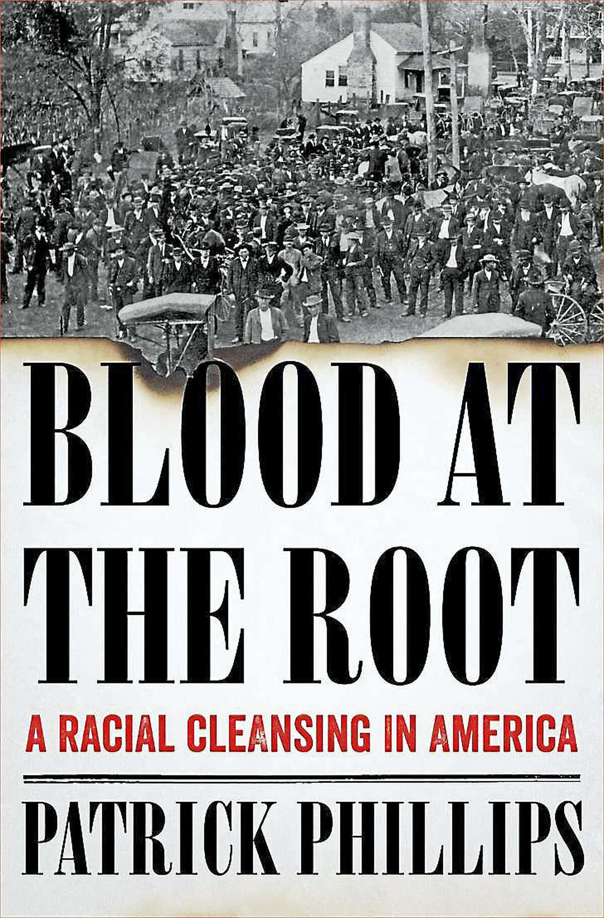 """On Nov. 2, the Wesleyan University English Department will host a reading by poet and writer Patrick Phillips, author of """"Blood at the Root: A Racial Cleansing in America."""""""