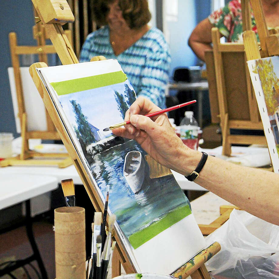 Contributed photoEnrollment is now open for art classes for adults at Arts Center Killingworth. Photo: Journal Register Co.