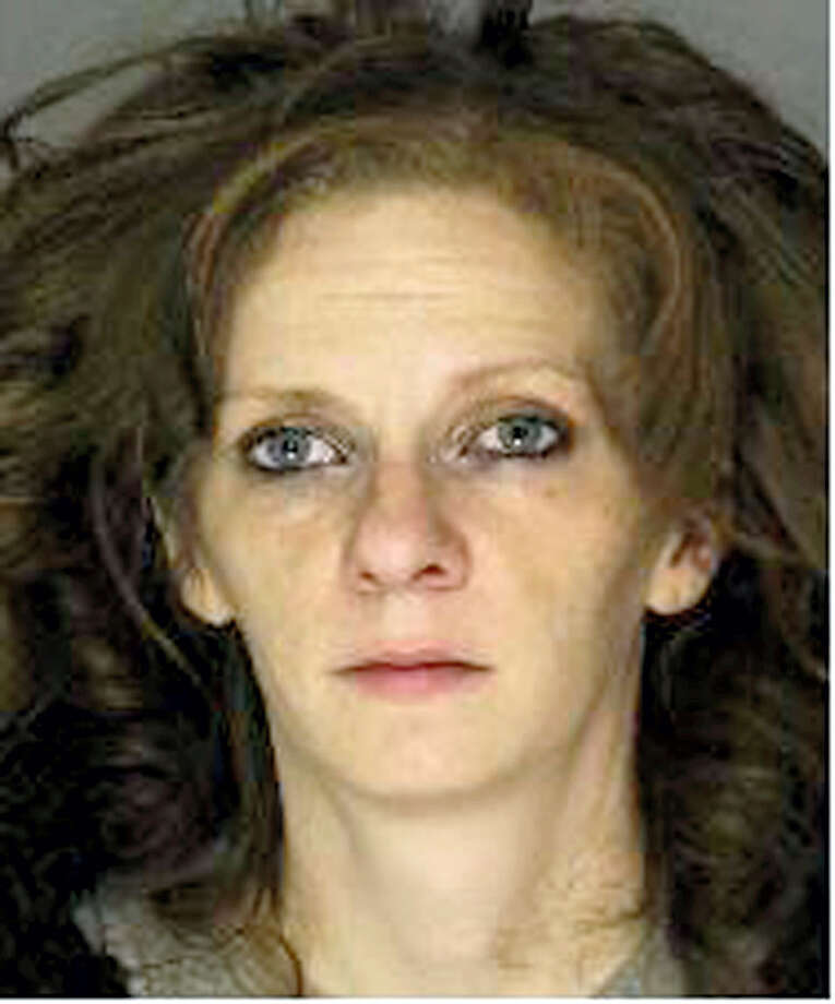 This undated photo provided by Pittsburgh Department of Public Safety shows Melissa Santoro. Santoro was arrested Thursday, Feb. 11, 2016, for four recent store robberies, two of them on Tuesday, Feb. 9, 2016. Police say Santoro told police she needed money for dog food and kitty litter and she wasn't especially successful, netting less than $300 in the heists. Photo: Pittsburgh Department Of Public Safety Via AP   / Pittsburgh Department of Public Safety