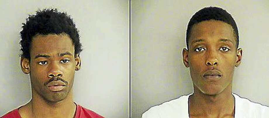 Lamell Swindell and Anthony D. Chambers Photo: Courtesy Middletown Police