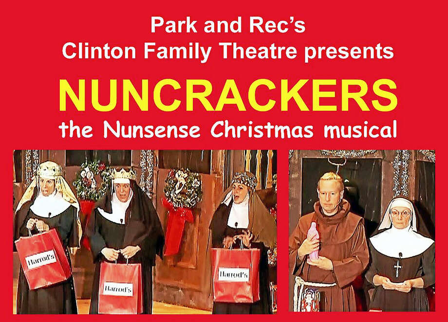 "Contributed photo 'Nuncrackers"" will be performed in Clinton in November. Photo: Digital First Media"