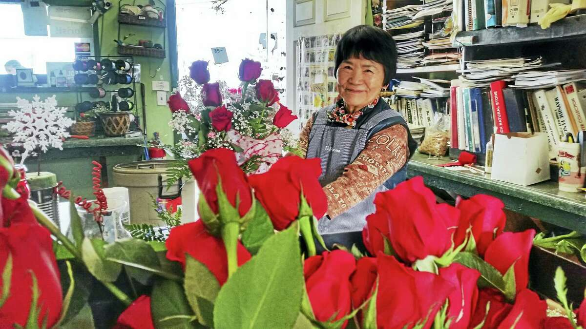 Yukiko Field has worked at Uncle Bob's at 191 Meriden Road in Middlefield for 16 years.