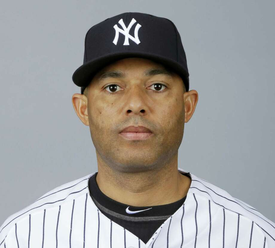 The Yankees will dedicate a plaque for retired relief pitcher Mariano Rivera in Monument Park on Aug. 14 before a game against Tampa Bay. Photo: The Associated Press File Photo  / MLBPV AP