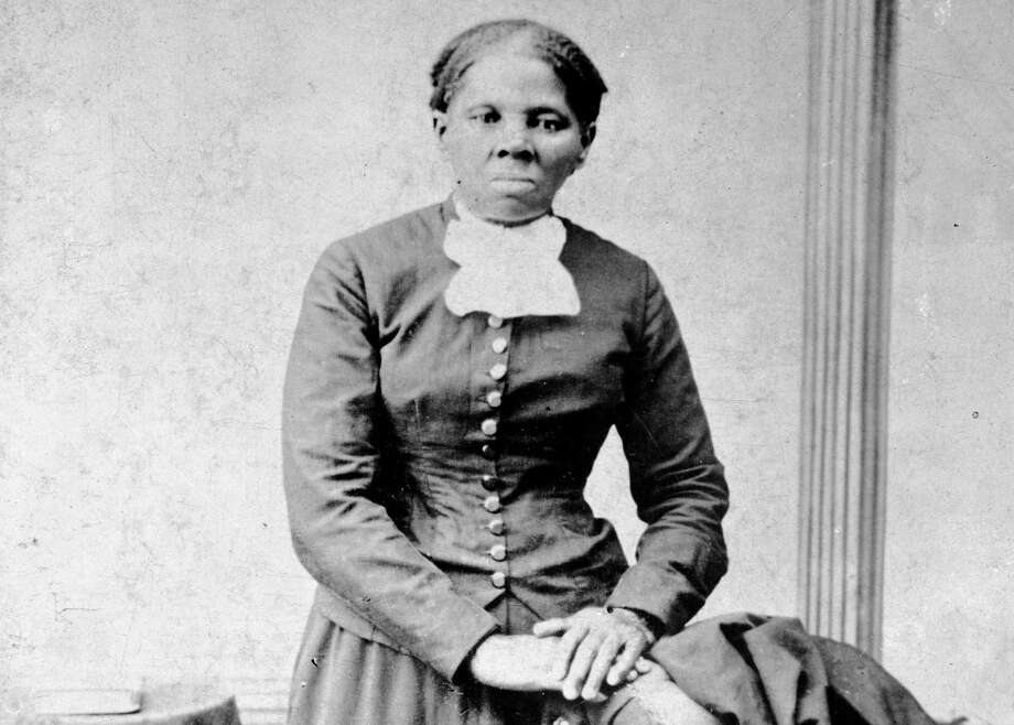This image provided by the Library of Congress shows Harriet Tubman, between 1860 and 1875. A Treasury official said Wednesday, April 20, 2016, that Secretary Jacob Lew has decided to put Tubman on the $20 bill, making her the first woman on U.S. paper currency in 100 years. Photo: H.B. Lindsley — Library Of Congress Via AP / Library of Congress