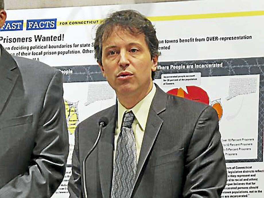 Peter Wagner of Prison Policy Initiative Photo: Rowan Kane Photo Via Ctnj