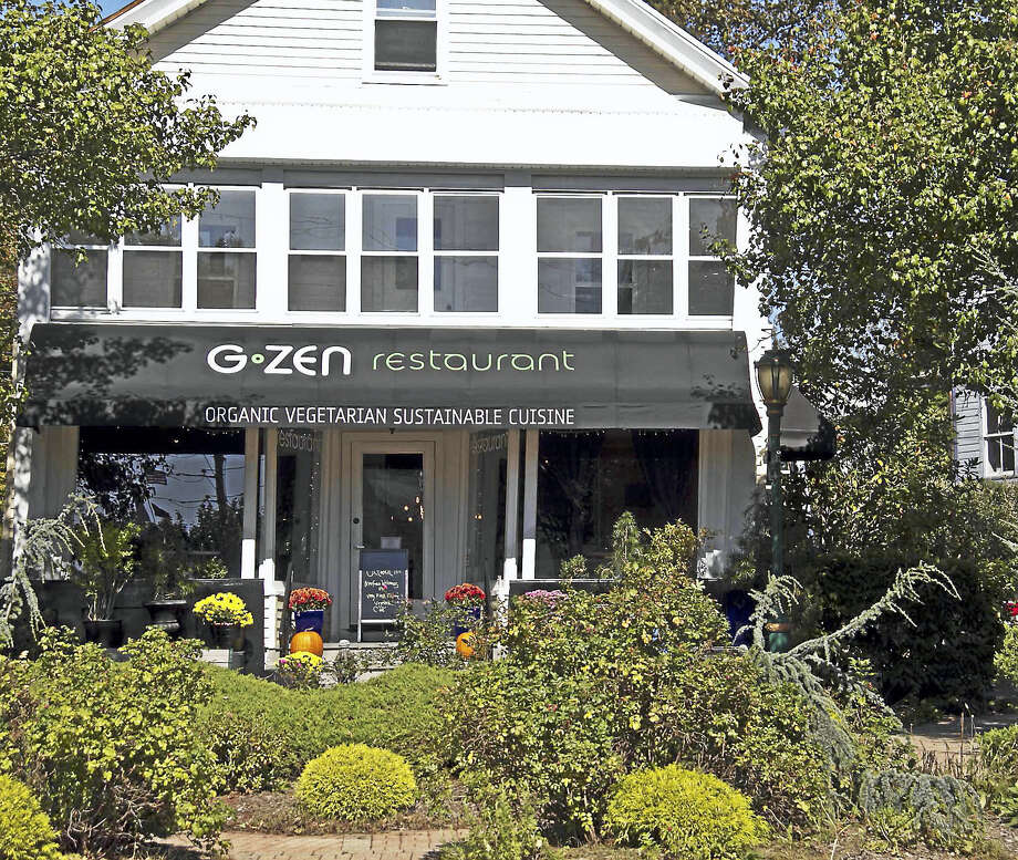 G-Zen Restaurant in Branford, is open Tuesday through Saturday.  Photo: Photo Courtesy Of Jeff Skerik
