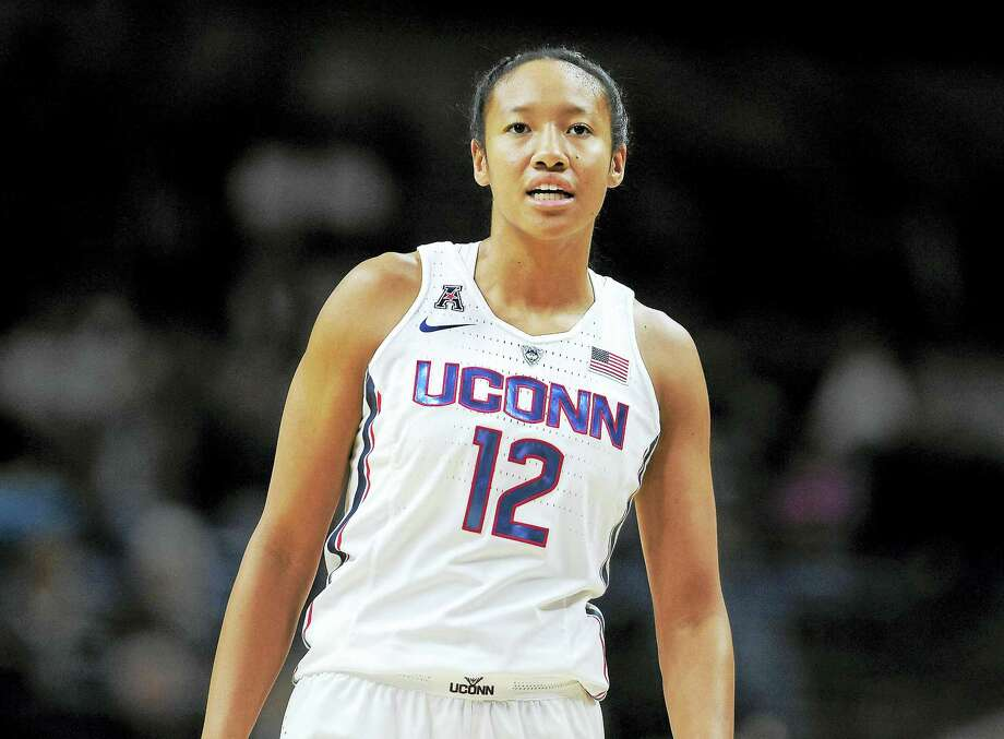 UConn's Saniya Chong. Photo: Jessica Hill — The Associated Press File Photo  / AP2016