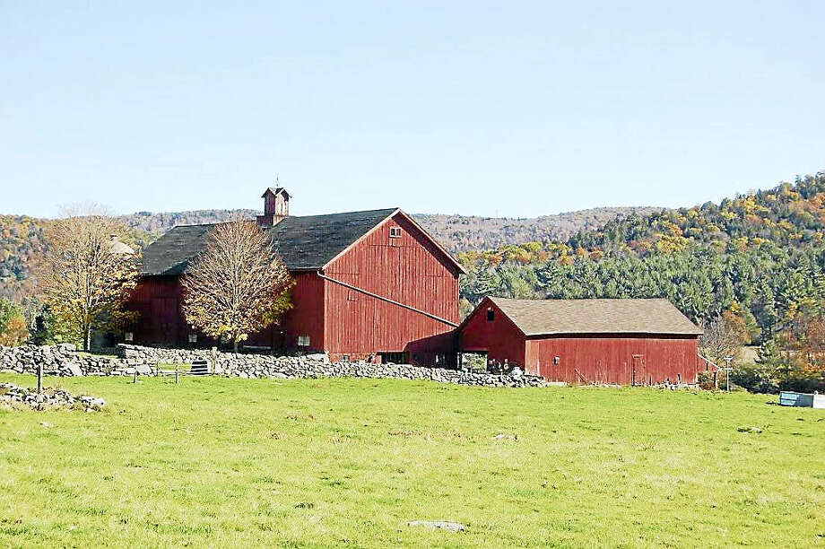 "Contributed photoThe Centerbrook Architects Lecture Series continues its eighth season with Architect Charlotte Hitchcock presenting: ""Historic Barns / Modern Farms"" on Friday, Feb. 19 at 7 p.m. at the Essex Town Hall. Photo: Journal Register Co."