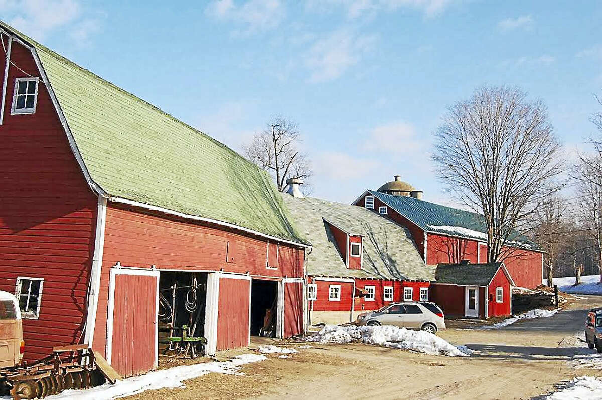 """Contributed photoThe Centerbrook Architects Lecture Series continues its eighth season with Architect Charlotte Hitchcock presenting: """"Historic Barns / Modern Farms"""" on Friday, Feb. 19 at 7 p.m. at the Essex Town Hall."""
