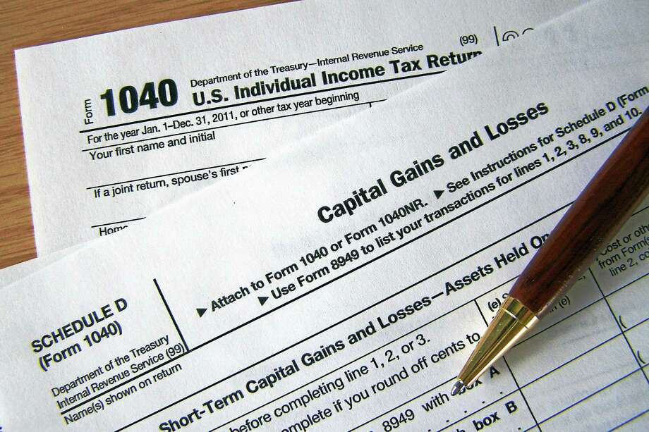 Jackson Hewitt is offering $50 off tax preparation for people who still need to file by Monday's deadline. Photo: File Photo