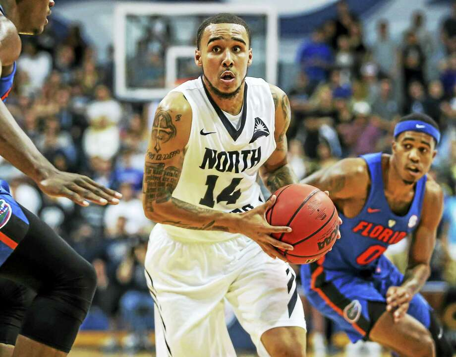 North Florida guard Dallas Moore recently scored more than 30 points in three straight games against high-major teams. Photo: The Associated Press File Photo  / ? Associated Press 2016
