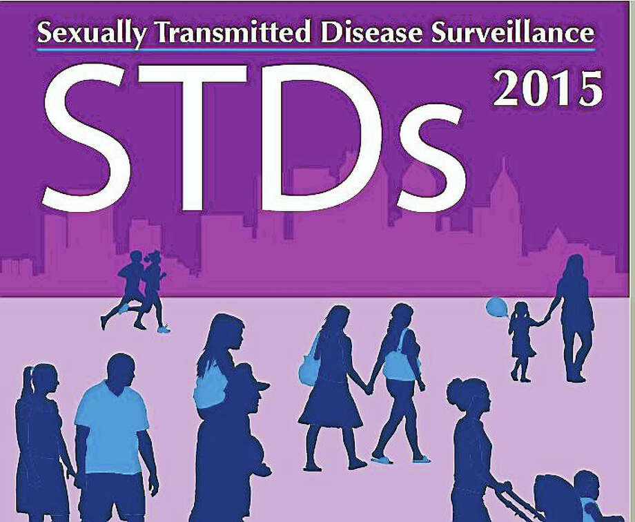 The 2015 Centers for Disease Control and Prevention Sexually Transmitted Disease Surveillance report Photo: Screenshot