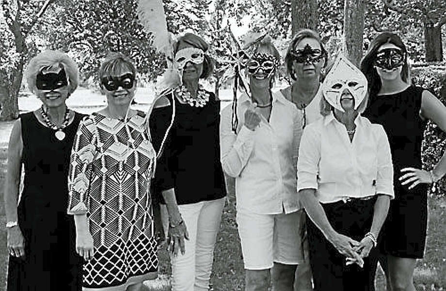 """Agency to hold Black and White Masquerade Gala   ESSEX >> Essex Auxiliary of Child and Family Agency will hold a Black and White Masquerade Gala on Griswold Point in Old Lyme, to benefit Child and Family Agency of Southeastern Connecticut. The event will be held on Saturday, Aug. 27. The inspiration for this event is Truman Capote's """"Party of the Century"""" held exactly 50 years ago in 1966. """"Dust off your black tie apparel, don your mask, and step back in time with us to a more glamorous era as we enjoy an evening filled with music, champagne, dancing and good company,"""" members said, in a written statement.   Capote's party was held in honor of newspaper legend Katherine Graham. This gala will be in honor of Child and Family's own Alva Gimbel Greenberg, who was the editor of the former Gazette newspaper in Old Lyme and longtime Child and Family Agency volunteer. Griswold Point will provide the perfect backdrop as we begin with cocktails on the gorgeous lawn with sweeping views to where the Connecticut River meets Long Island Sound. After we take in a glorious sunset from this perfect vantage point, the remainder of the evening will be devoted to a delicious al fresco dinner and some seriously fun dancing. Seating is limited. Tickets can be purchased at the at http://www.childandfamilyagency.org/ or  https://www.eventbrite.com/e/black-and-white-dance-the-party-of-the-century-tickets-26594322334 Child and Family Agency of Southeastern Connecticut's programs provide services that address children's health care, childcare, children's mental health, child abuse prevention, the treatment of family violence, accident prevention, and parent education. Photo: Journal Register Co."""