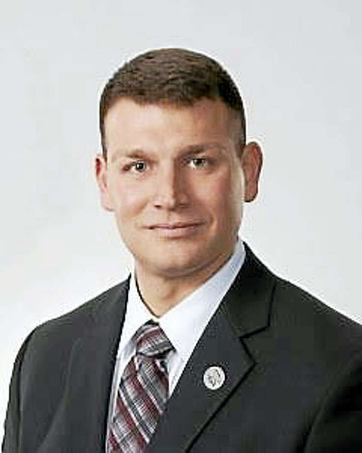 Middlefield business owner Andrew DiSilvestro is the executive vice president of the Connecticut Veterans Chamber of Commerce. Photo: Contributed Photo