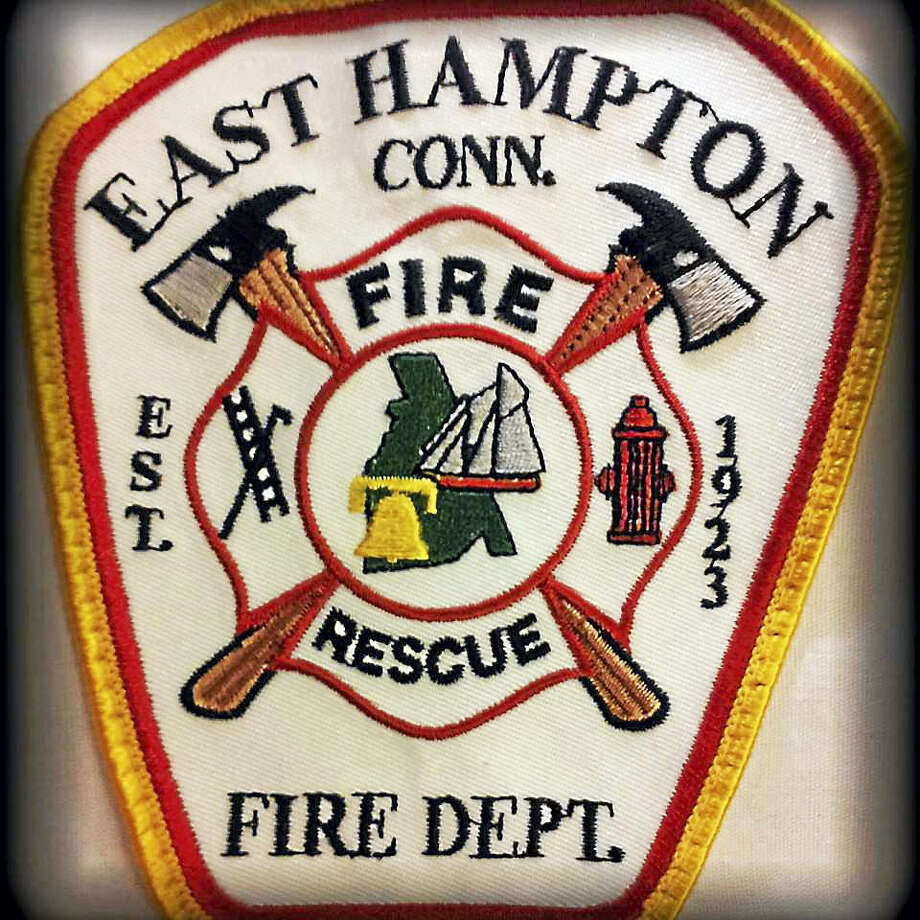 East Hampton Fire Department Photo: Courtesy Photo