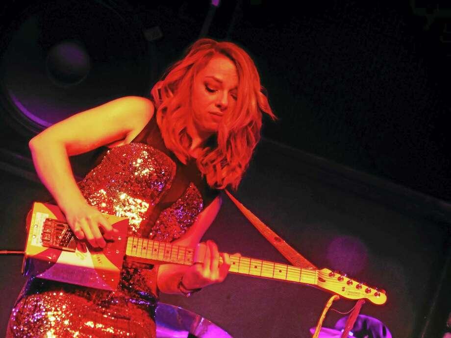 Blues guitarist Samantha Fish released her third studio album last summer. Photo: Contributed