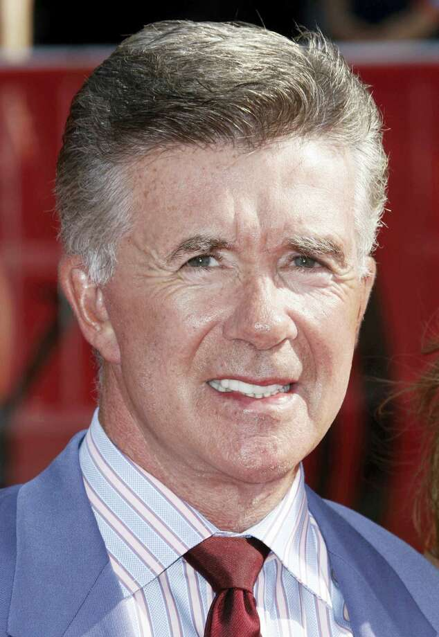 Alan Thicke arrives at the ESPYs Awards in Los Angeles in 2008. On Tuesday, Dec. 13, 2016, A publicist said the actor has died at the age of 69. Photo: Matt Sayles — AP File Photo  / AP2008
