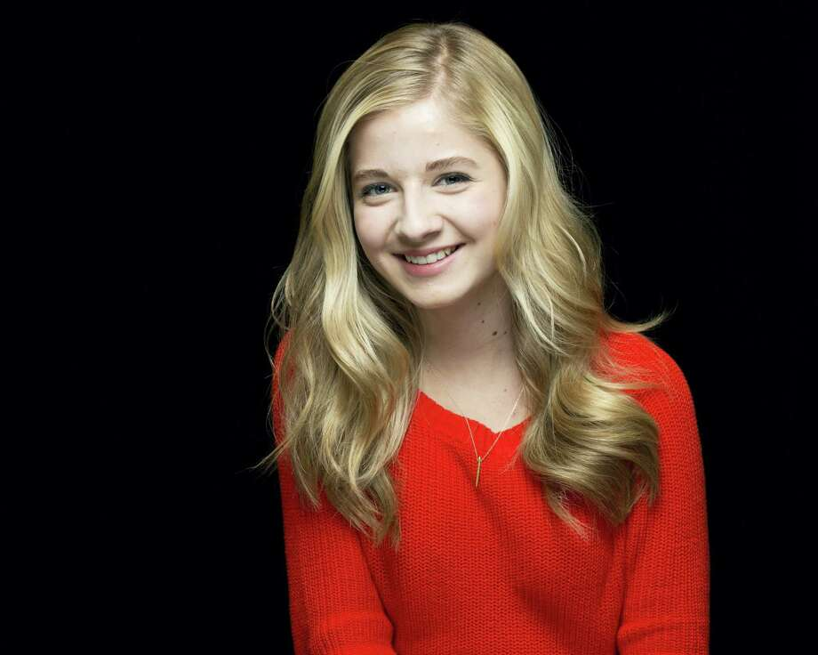 "In a Sept. 22, 2014, file photo, classical crossover singer Jackie Evancho poses for a portrait in New York. Evancho, a 16-year-old singer from the Pittsburgh suburbs, has been chosen to sing the national anthem at President-elect Donald Trump's inauguration. Evancho, who became known when she made runner-up on ""America's Got Talent"" in 2010, announced the event Wednesday, Dec. 13, 2016, on NBC's ""Today"" show. Photo: Photo By Drew Gurian/Invision/AP, File   / Invision"