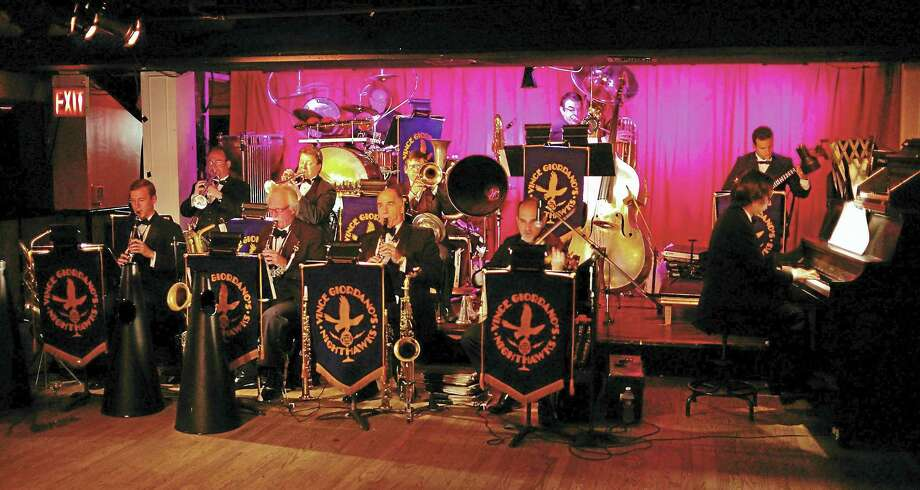 Vince Giordano and the Nighthawks bring the Jazz Age to Clinton. Photo: Journal Register Co.