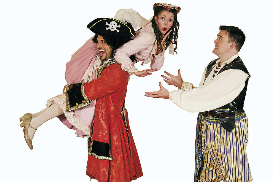 """The Pirates of Penzance"" will be at the Shubert Saturday night. Photo: Contributed"
