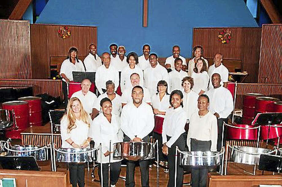 The St. Luke's Steel Band. Photo: Contributed