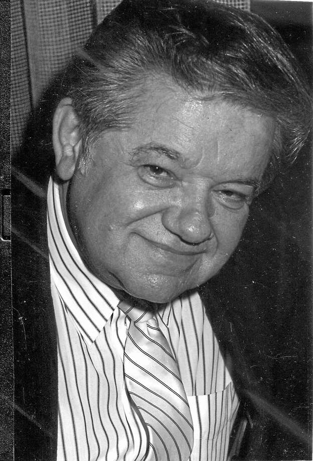 Contributed photoRetired columnist Henry Josten. Photo: Journal Register Co.