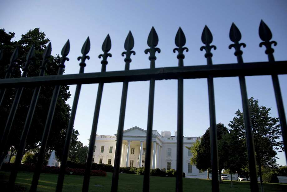 The White House in Washington, D.C. Photo: FILE Photo  / Copyright 2016 The Associated Press. All rights reserved. This material may not be published, broadcast, rewritten or redistribu