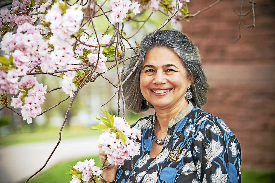 Contributed photo Annaita Gandhy, leader of the weekly Aligned With Source Interactive Workshop and Meditation at the Buttonwood, will talk about the importance of letting go of the past, releasing the negative energies of 2016, and looking forward with hope to a more loving, peaceful, bright 2017, as well as offer a brief guided meditation and blessing, at a New Year's Eve event at Harbor Park in Middletown. Photo: Digital First Media