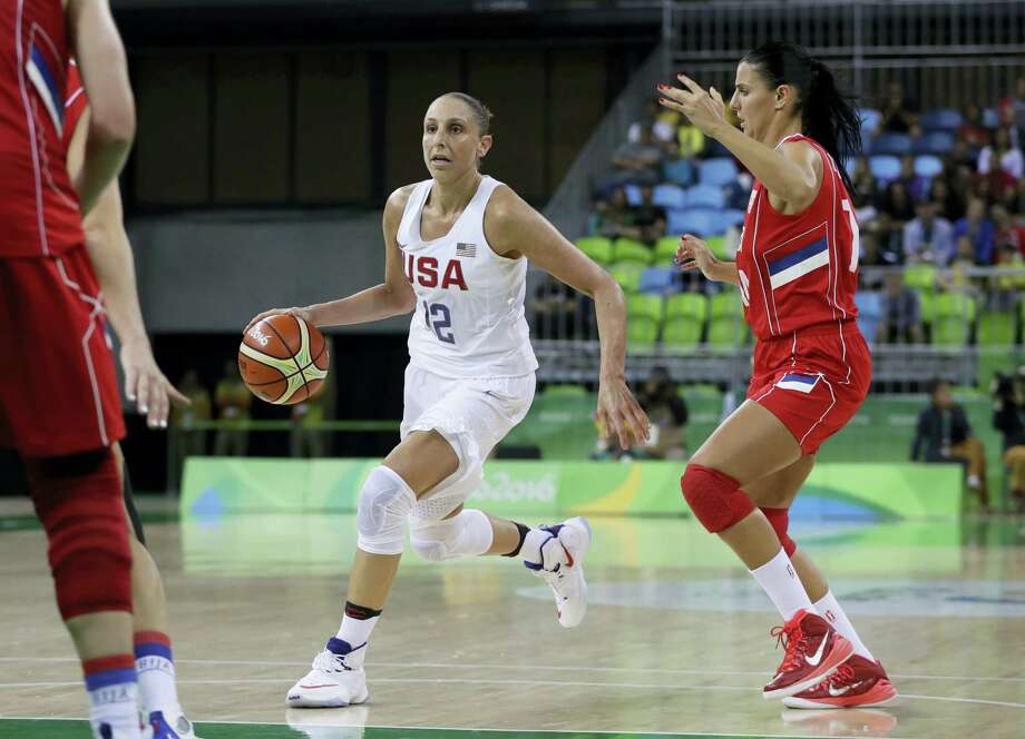 Diana Taurasi and most of her U.S. teammates spend their offseason playing overseas because of the financial incentives. Photo: The Associated Press File Photo  / Copyright 2016 The Associated Press. All rights reserved. This material may not be published, broadcast, rewritten or redistribu