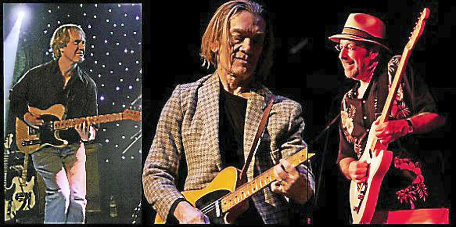 Contributed photosInfinity Music Hall and the Katharine Hepburn Cultural Arts Center will host Masters of the Telecaster, featuring Jim Weider, April 22 and 23 in Hartford and Old Saybrook. Photo: Journal Register Co.