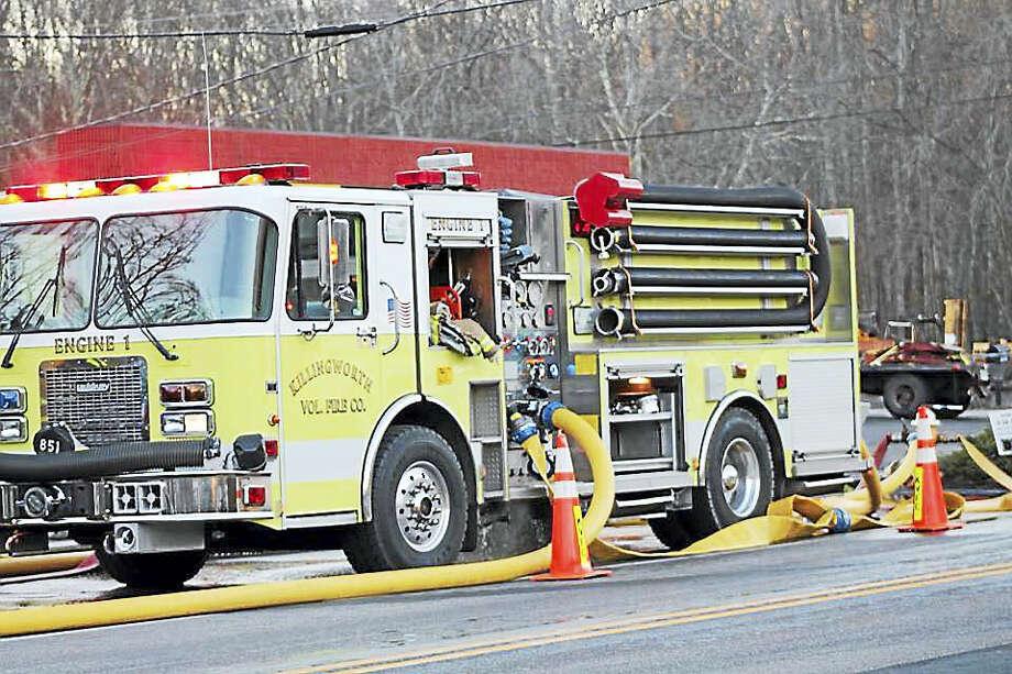 Killingworth Volunteer Fire Co. Photo: Courtesy Photo