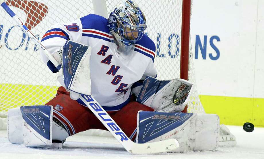 Henrik Lundqvist and the Rangers open the Stanley Cup playoffs on Wednesday against the Penguins in Pittsburgh. Photo: The Associated Press File Photo  / AP