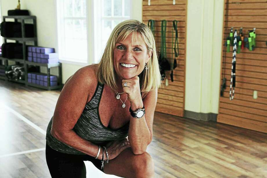 Donna Scott is manager of Fitness By the Water in Essex. Photo: Contributed Photo