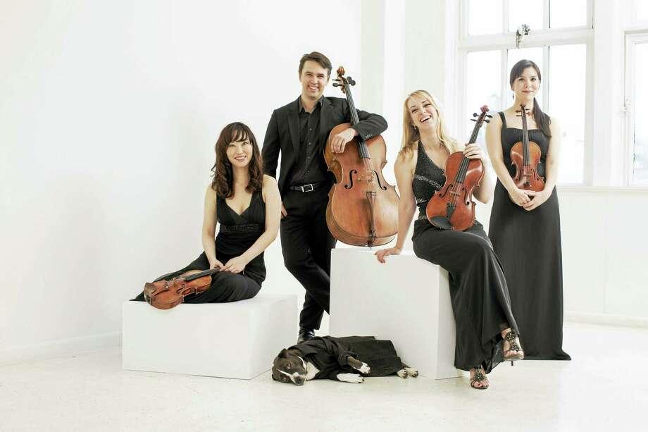 The Solera Quartet of Notre Dame. Photo: Contributed