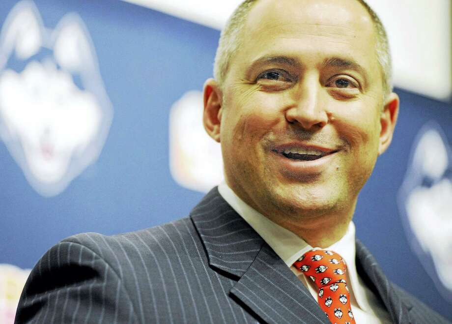 UConn athletic director David Benedict. Photo: The Associated Press File Photo  / FR125654 AP