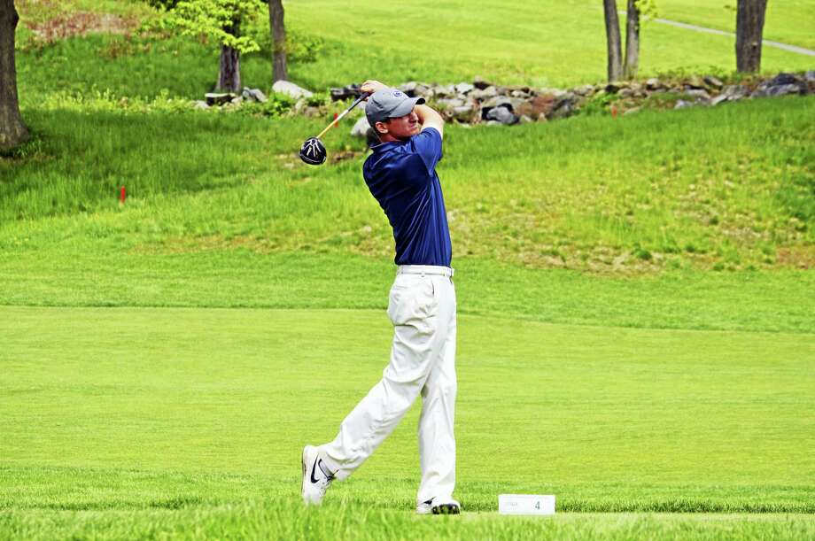 Geoff Vartelas will be playing in his first U.S. Amateur this week. Photo: Photo Courtesy Of The CSGA