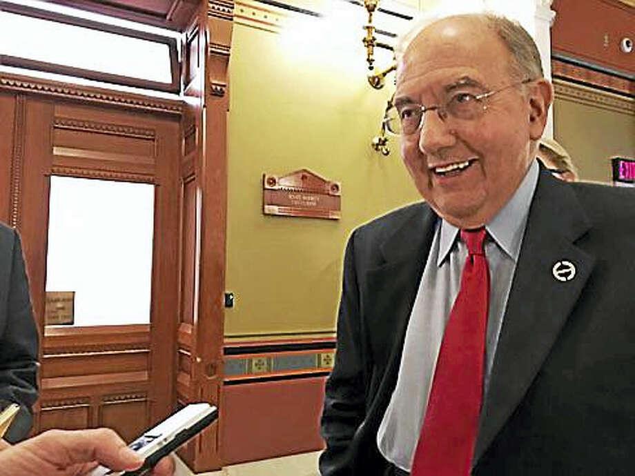 Senate President Martin Looney Photo: CTNewsJunkie File Photo