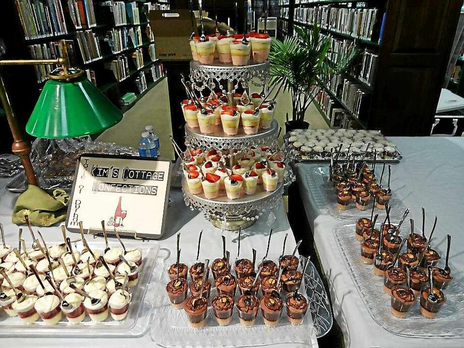 Kim's Cottage Confections of Durham, featuring special occasion cakes, cookies and other treats, is among the vendors at the 20th annual Taste of Durham. Proceeds from the $35 tickets will benefit library programming. Photo: Courtesy Photo