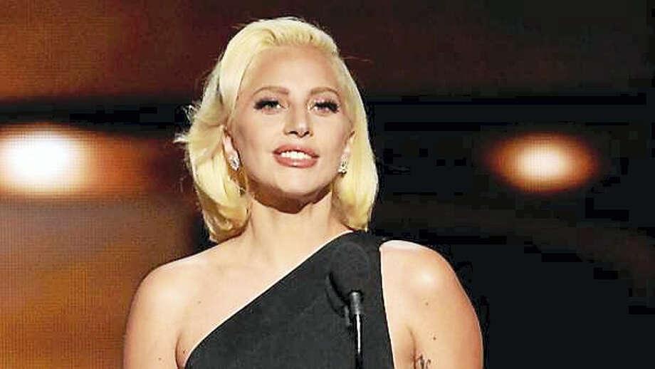 Lady Gaga Photo: AP File Photo