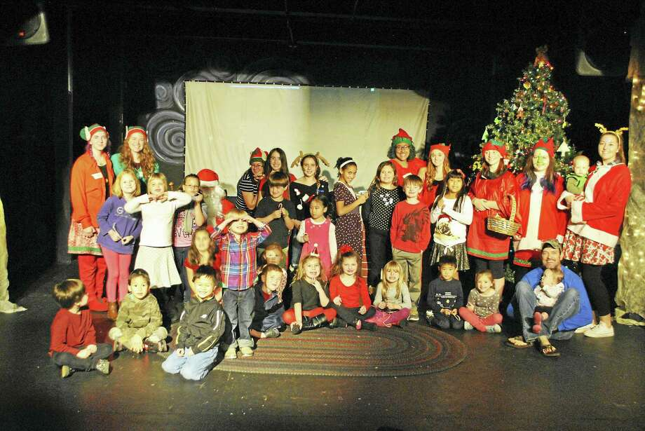 Contributed photo - Epoch ArtsThe Kids Christmas Celebration at Epoch Arts, 27 Skinner street, East Hampton, will be held Sunday, Dec. 10, 1-4 p.m. Children can make presents to wrap and put under the tree, decorate cookies with Santa's elves, bring home a special Christmas photo, play games and read stories. Santa will make a special appearance with his elves. The event is for ages 4-11, for $15 per child. Register under classes at www.epocharts.org. or call 860-365-0337. Ask about our family discount. Photo: Digital First Media