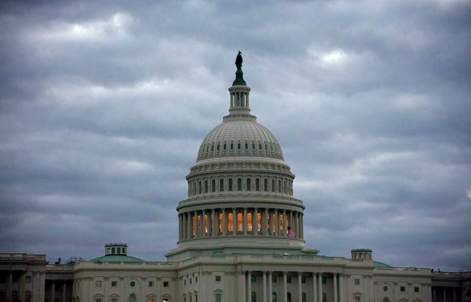 In this 2013 file photo, the Capitol in Washington, is seen after sunrise. Photo: The Associated Press  / AP