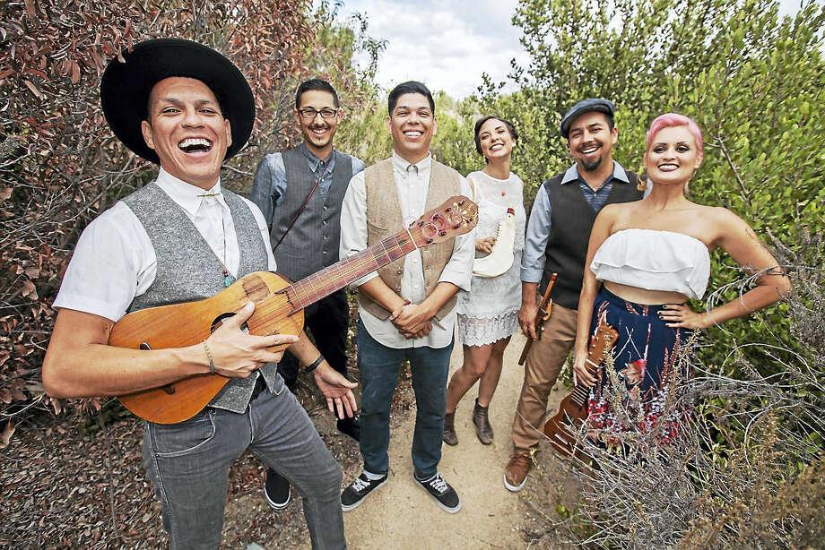 Las Cafeteras Photo: Photo Courtesy Of Rafael Cardenas  / Rafael Cardenas