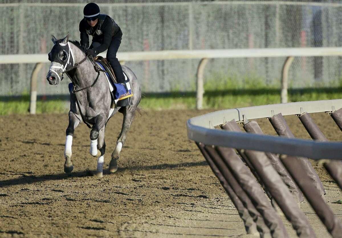The Register's Dan Nowak likes Destin to win the Belmont Stakes.