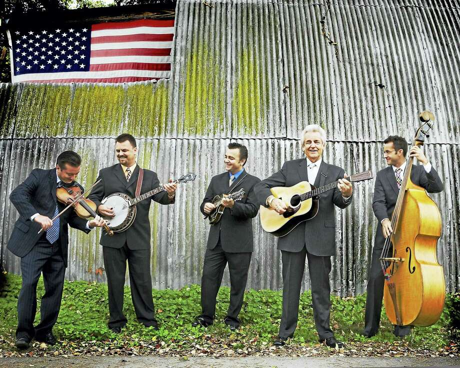 The Del McCoury Band Photo: Contributed