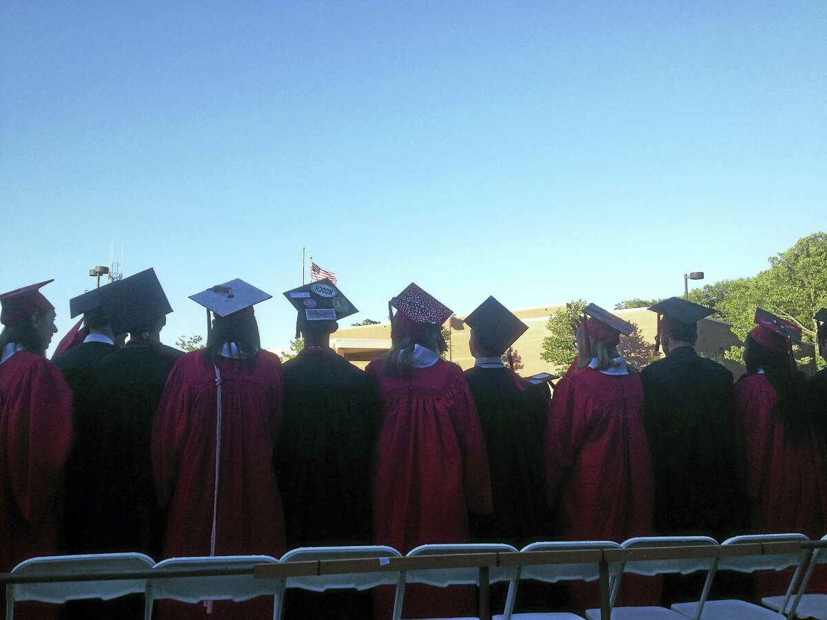 Eighty-seven students graduated from Portland High School on Thursday.