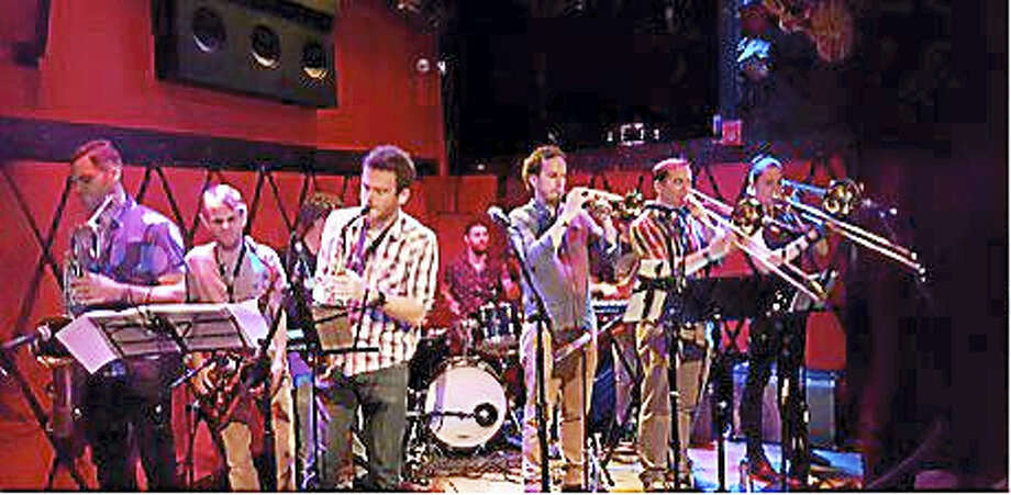 Contributed photo Dan Pugach and the Dan Pugach Nonet performs at the Poli Club at the Palace Theater in Waterbury on Friday, Dec. 16. Photo: Digital First Media