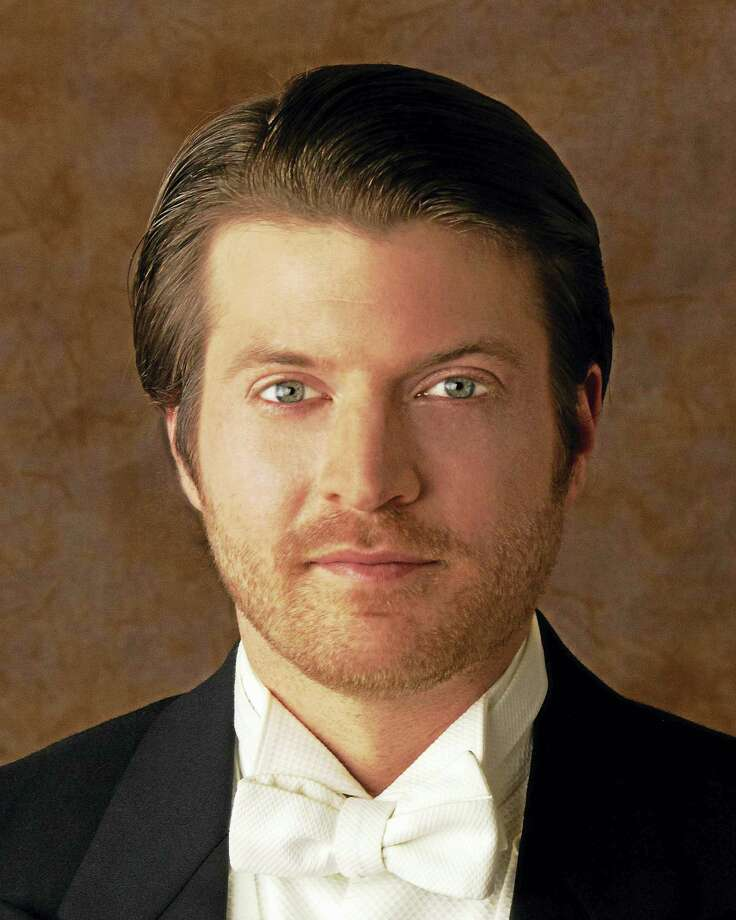 Contributed photo Christopher Grundy joins Con Brio for a weekend of concerts in December. Photo: Digital First Media