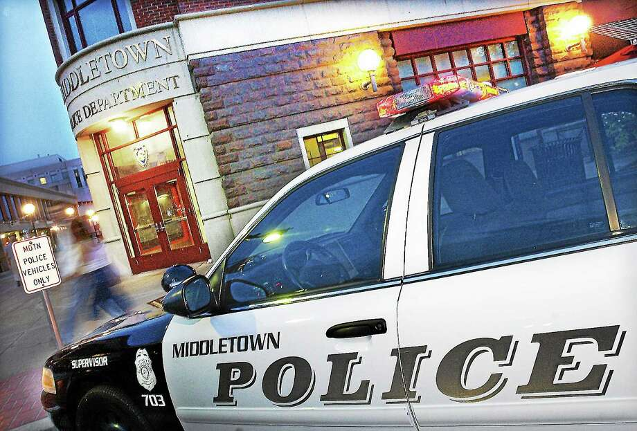 Middletown Police Department. Photo: Middletown Press File Photo